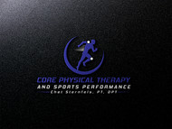 Core Physical Therapy and Sports Performance Logo - Entry #85