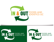In & Out Foods and Logistics LLC Logo - Entry #17