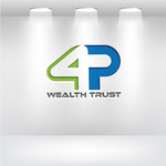 4P Wealth Trust Logo - Entry #15