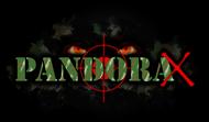 Pandora X Logo - Entry #25
