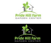 Pride Hill Farm & Garden Center Logo - Entry #73