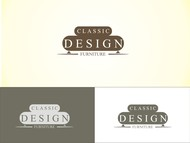 classic design furniture Logo - Entry #22