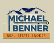 Michael Benner, Real Estate Broker Logo - Entry #113