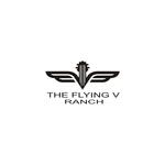 The Flying V Ranch Logo - Entry #77