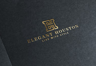 Elegant Houston Logo - Entry #197