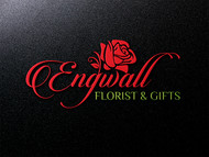 Engwall Florist & Gifts Logo - Entry #41