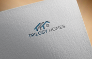 TRILOGY HOMES Logo - Entry #153