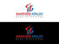 Sanford Krilov Financial       (Sanford is my 1st name & Krilov is my last name) Logo - Entry #373