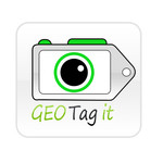 Android/iOS GPS/Photo tagging App Icon Logo - Entry #53