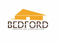 Bedford Roofing and Construction Logo - Entry #94