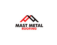 Mast Metal Roofing Logo - Entry #252