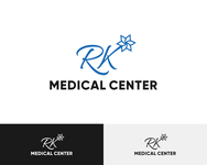 RK medical center Logo - Entry #218