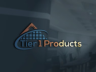 Tier 1 Products Logo - Entry #329