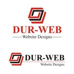 Durweb Website Designs Logo - Entry #92