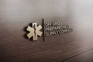 Off Grid Preparedness Supply Company Logo - Entry #77