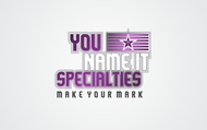 YNIS   You Name It Specialties Logo - Entry #32