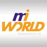 MiWorld Technologies Inc. Logo - Entry #48