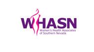 WHASN Women's Health Associates of Southern Nevada Logo - Entry #29