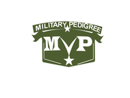 Military Pedigree Logo - Entry #146