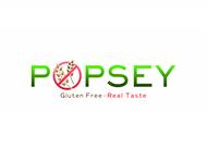 gluten free popsey  Logo - Entry #130