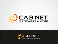 Cabinet Makeovers & More Logo - Entry #215