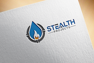 Stealth Projects Logo - Entry #167