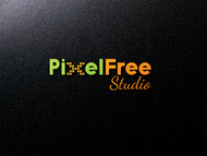 PixelFree Studio Logo - Entry #8
