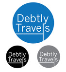 Debtly Travels  Logo - Entry #83