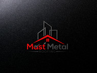 Mast Metal Roofing Logo - Entry #216