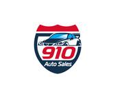 910 Auto Sales Logo - Entry #76