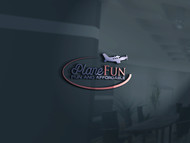 PlaneFun Logo - Entry #136