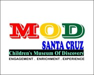 santa cruz children's museum of discovery  MOD Logo - Entry #28