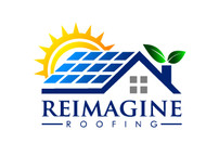 Reimagine Roofing Logo - Entry #358