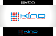Kind LED Grow Lights Logo - Entry #44