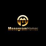 Monogram Homes Logo - Entry #46