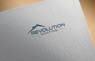 Revolution Roofing Logo - Entry #470