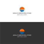 Ana Carolina Fine Art Gallery Logo - Entry #198
