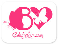 BekahLove.Com Logo and Script  - Entry #5