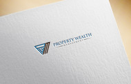 Property Wealth Management Logo - Entry #5