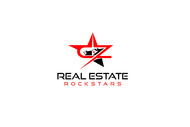 CZ Real Estate Rockstars Logo - Entry #150