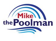 Mike the Poolman  Logo - Entry #31