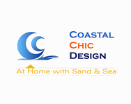 Coastal Chic Designs Logo - Entry #79