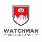 Watchman Surveillance Logo - Entry #152
