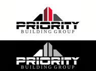 Priority Building Group Logo - Entry #68