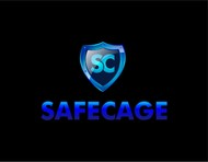 The name is SafeCage but will be seperate from the logo - Entry #21