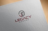 LEGACY GARAGE Logo - Entry #25