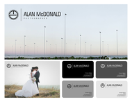 Alan McDonald - Photographer Logo - Entry #48