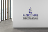 Budd Wealth Management Logo - Entry #453