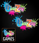 UberZany Logo - Entry #44