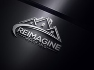 Reimagine Roofing Logo - Entry #289